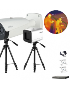 Le kit complet de vidéosurveillance thermographique